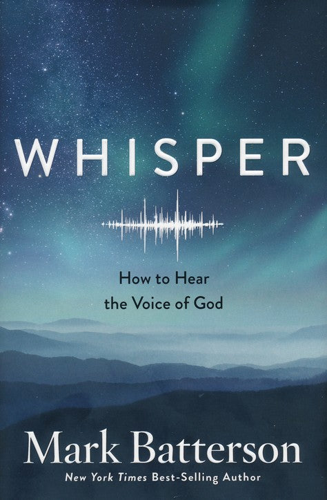 ROCKONLINE | New Creation Church | NCC | Joseph Prince | ROCK Bookshop | ROCK Bookstore | Star Vista | Whisper: How To Hear The Voice of God | Free delivery for Singapore Orders above $50.