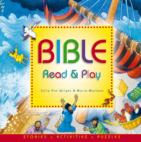 ROCKONLINE | New Creation Church | NCC | Joseph Prince | ROCK Bookshop | ROCK Bookstore | Star Vista | CWR | The Living Word | Books | Children | Preschooler | Puzzle | Children Activity | Colouring | Bible Read And Play | Free delivery for Singapore Orders above $50