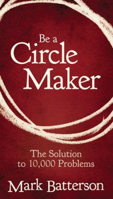 ROCKONLINE | New Creation Church | NCC | Joseph Prince | ROCK Bookshop | ROCK Bookstore | Star Vista | Be a Circle Maker | Mark Batterson | Free delivery for Singapore Orders above $50.