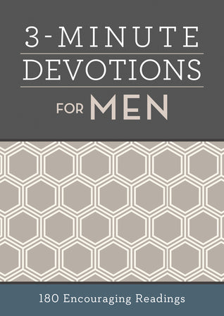 3 Minute Devotions For Men