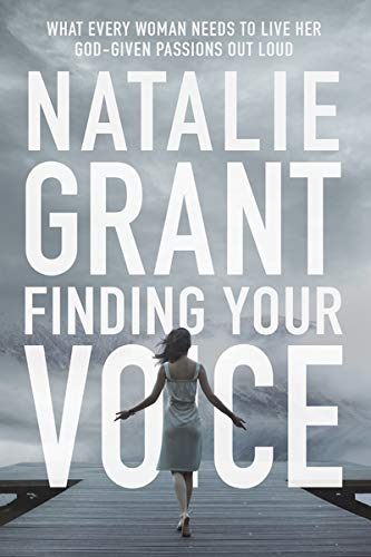 ROCKONLINE | New Creation Church | NCC | Joseph Prince | ROCK Bookshop | ROCK Bookstore | Star Vista | Finding Your Voice | Natalie Grant | Free delivery for Singapore Orders above $50.