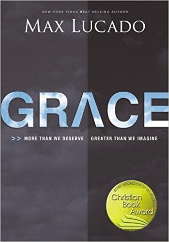 ROCKONLINE | New Creation Church | NCC | Joseph Prince | ROCK Bookshop | ROCK Bookstore | Star Vista | Grace: More Than We Deserve Greater Than We Imagine | Max Lucado | Free delivery for Singapore Orders above $50.