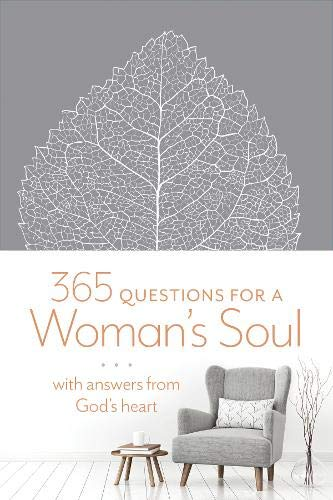 ROCKONLINE | New Creation Church | NCC | Joseph Prince | ROCK Bookshop | ROCK Bookstore | Star Vista | 365 Questions for a Woman's Soul: With Answers from God's Heart | Christian Women | Christian Living | Devotional | Free delivery for Singapore Orders above $50.