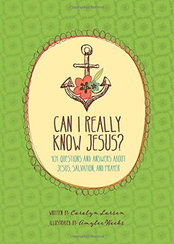 ROCKONLINE | New Creation Church | Joseph Prince | New Believers | Children | Books | Christian Books | Can I Really Know Jesus?: 101 Questions and Answers about Jesus, Salvation, and Prayer