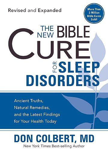 ROCKONLINE | New Creation Church | NCC | The New Bible Cure For Sleep Disorders |  Don Colbert | Joseph Prince | ROCK Bookshop | ROCK Bookstore | Star Vista | Practical Help | Don Colbert | Free delivery for Singapore Orders above $50.