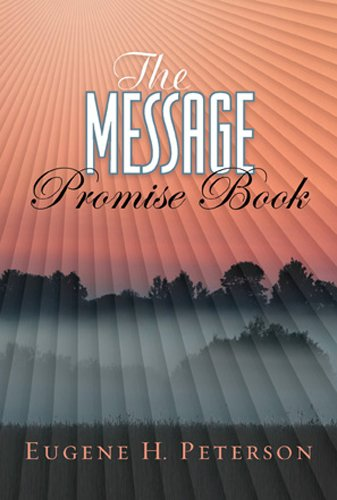 ROCKONLINE | New Creation Church | NCC | Joseph Prince | ROCK Bookshop | ROCK Bookstore | Star Vista | The Message Promise Book | Eugene H. Peterson | MSG | Free delivery for Singapore Orders above $50.