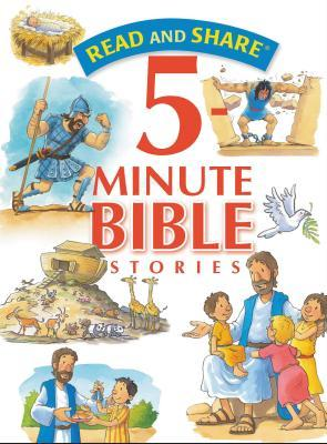5-Minute Bible Stories, Read And Share