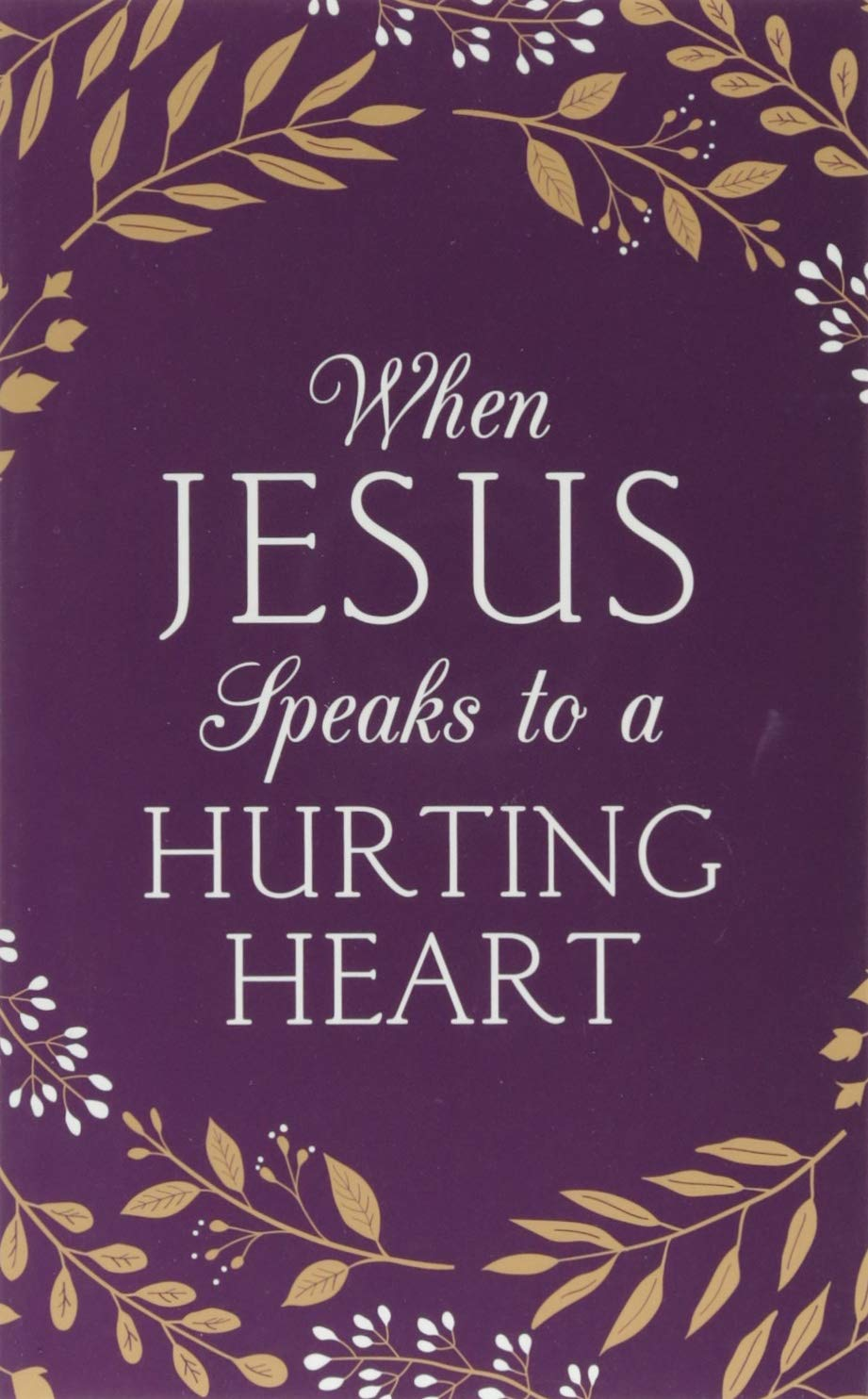 ROCKONLINE | New Creation Church | NCC | Joseph Prince | ROCK Bookshop | ROCK Bookstore | Star Vista | When Jesus Speaks to a Hurting Heart | Devotional | Free delivery for Singapore Orders above $50.