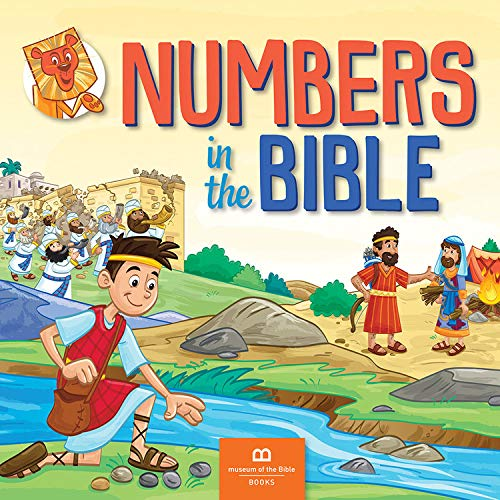 ROCKONLINE | New Creation Church | NCC | Joseph Prince | ROCK Bookshop | ROCK Bookstore | Star Vista | Children | Kids | Toddler | Preschooler | Scriptures | Board book | Numbers in the Bible Boardbook | Free delivery for Singapore Orders above $50.