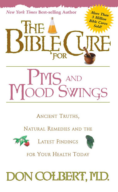 ROCKONLINE | New Creation Church | NCC | The Bible Cure for PMS and Mood Swings |  Don Colbert | Joseph Prince | ROCK Bookshop | ROCK Bookstore | Star Vista | Practical Help | Don Colbert | Free delivery for Singapore Orders above $50.