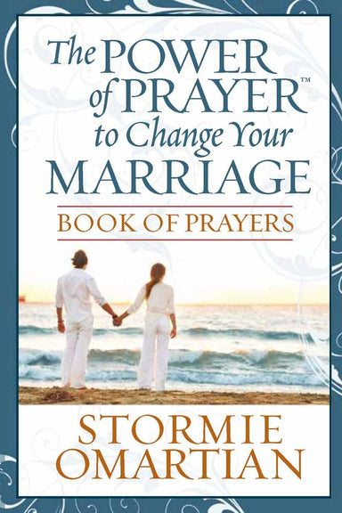 ROCKONLINE | New Creation Church | NCC | The Power of Prayer to Change Your Marriage, Book of Prayers | Stormie OMartian | Joseph Prince | ROCK Bookshop | ROCK Bookstore | Star Vista | Free delivery for Singapore Orders above $50.