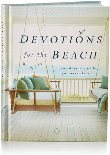 ROCKONLINE | New Creation Church | NCC | Joseph Prince | ROCK Bookshop | ROCK Bookstore | Star Vista | Devotions for the Beach and Days You Wish You Were There | Devotional | Hardcover | Christian Living | Free delivery for Singapore Orders above $50.