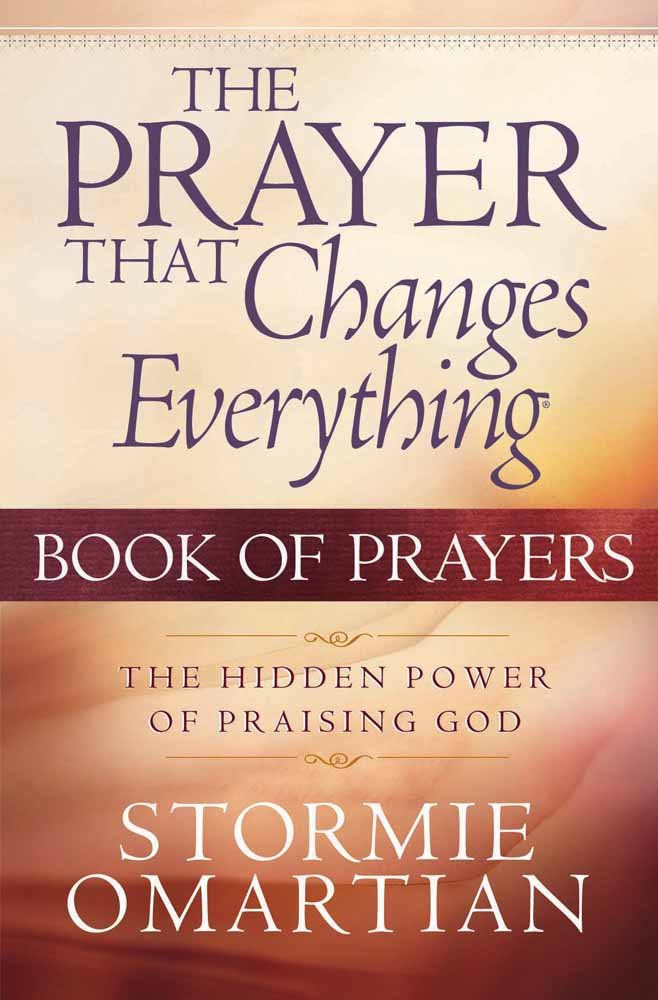 ROCKONLINE | New Creation Church | NCC | Joseph Prince | The Prayer That Changes Everything, Book of Prayers | ROCK Bookshop | ROCK Bookstore | Star Vista | Devotional | Stormie O'martian | Prayers | Christian Living | Free delivery for Singapore Orders above $50.