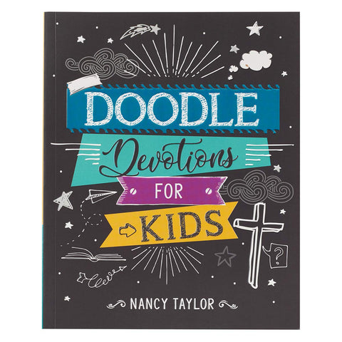 ROCKONLINE | New Creation Church | NCC | Joseph Prince | ROCK Bookshop | ROCK Bookstore | Star Vista | Children | Kids | Devotions | Bible Stories | Christian Living | Bible | Bible Stories | Doodle Devotions for Kids | Free delivery for Singapore Orders above $50.