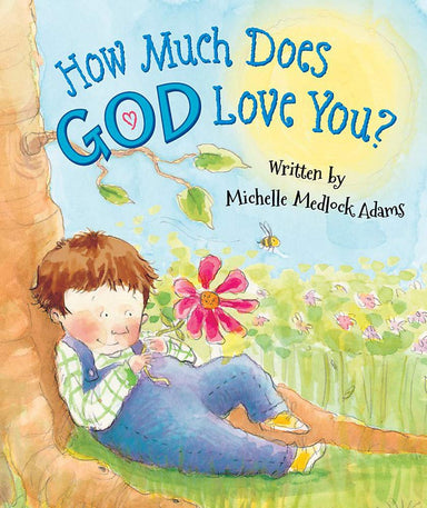 ROCKONLINE | New Creation Church | NCC | Joseph Prince | ROCK Bookshop | ROCK Bookstore | Star Vista | Children | Kids | Toddler | Preschooler | Bible Story | Christian Living | Boardbook | Bible | How Much Does God Love You? Boardbook | Free delivery for SG orders above $50.