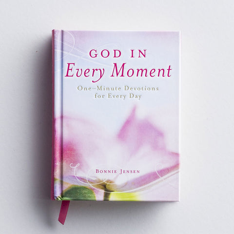 God In Every Moment, Hardcover