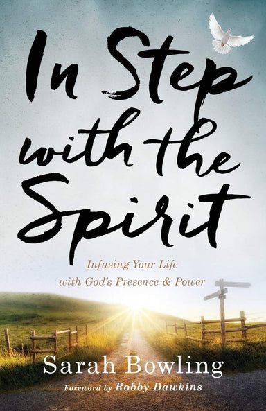 ROCKONLINE | New Creation Church | NCC | Joseph Prince | ROCK Bookshop | ROCK Bookstore | Star Vista | In Step with the Spirit: Infusing Your Life With God's Presence And Power | Sarah Bowling | Marilyn Hickey | Free delivery for Singapore Orders above $50.