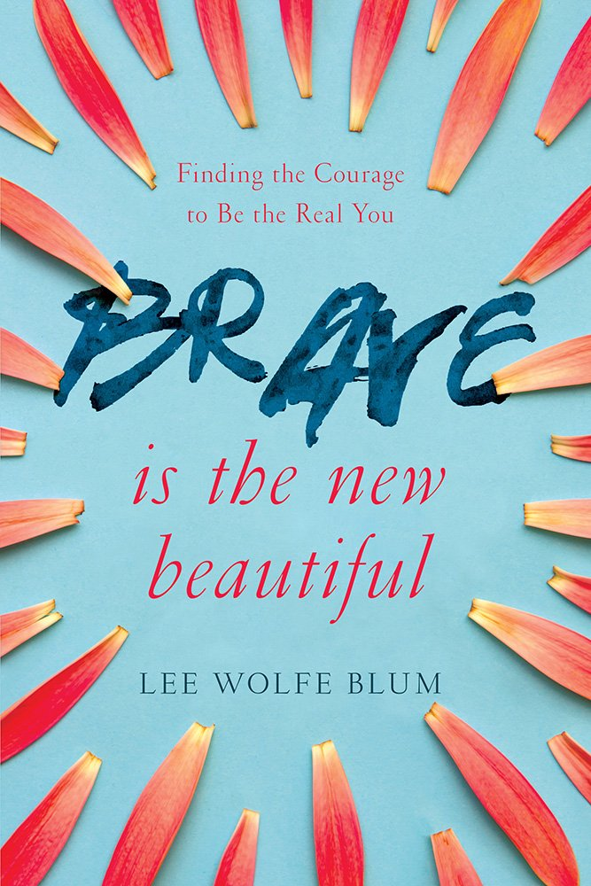 ROCKONLINE | New Creation Church | NCC | Joseph Prince | Brave Is the New Beautiful | Lee Wolfe Blum | Identity | Self-image | Christian Living | ROCK Bookshop | ROCK Bookstore | Star Vista | Free delivery for Singapore Orders above $50.