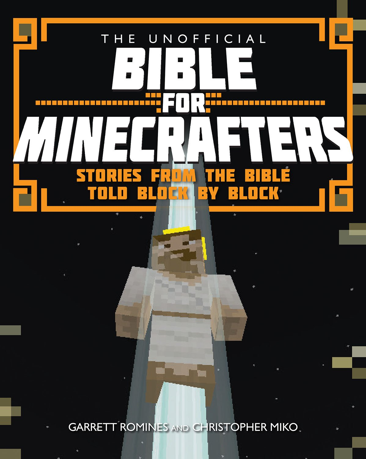 ROCKONLINE | New Creation Church | NCC | Joseph Prince | ROCK Bookshop | ROCK Bookstore | Star Vista | Children | Kids | Youth |Bible facts | Minecraft | Bible Story | Christian Living | Bible | Adventure | Imagination | Game | Toys | The Unofficial Bible For Minecrafters | Free delivery for Singapore Orders above $50.