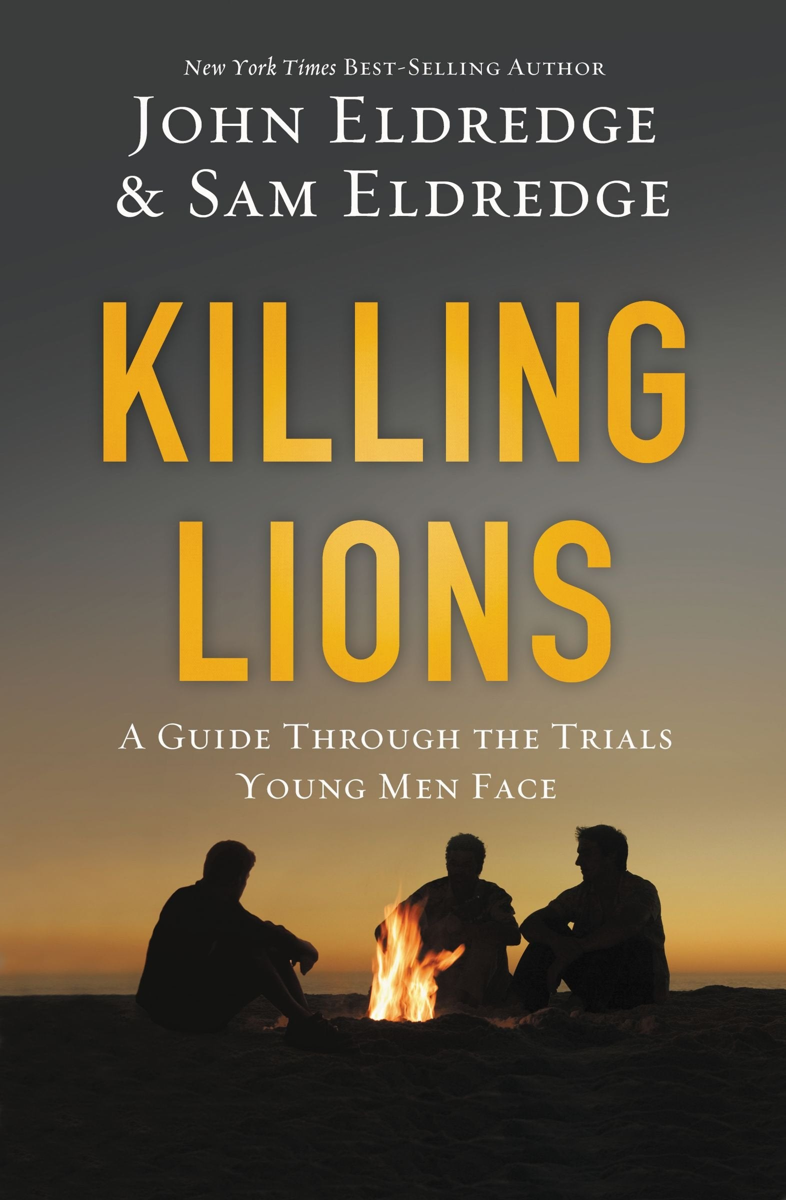 ROCKONLINE | New Creation Church | NCC | Joseph Prince | ROCK Bookshop | ROCK Bookstore | Star Vista | Killing Lions: A Guide Through the Trials Young Men Face | John Eldredge | Christian Men | Free delivery for Singapore Orders above $50.