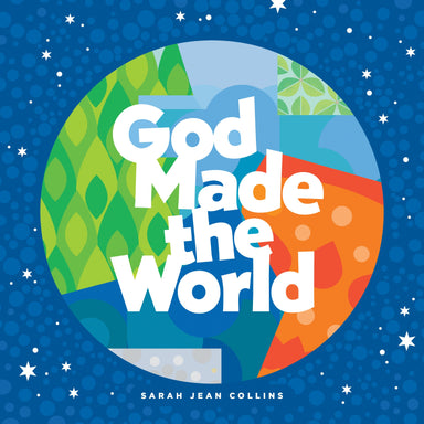 ROCKONLINE | New Creation Church | NCC | Joseph Prince | ROCK Bookshop | ROCK Bookstore | Star Vista | Children | Kids | Toddler | Preschooler | Bible Story | Christian Living | Boardbook | Bible | God Made the World, Boardbook | Tyndale Kids | God Made Series | Free delivery for SG orders above $50.