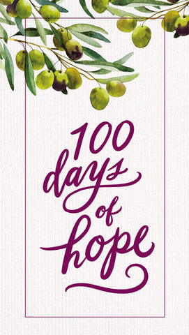 ROCKONLINE | New Creation Church | Joseph Prince | Christian Living | Victorious Living | Devotional | Book | 100 Days of Hope