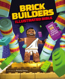 Brick Builder's Illustrated Bible, hardcover
