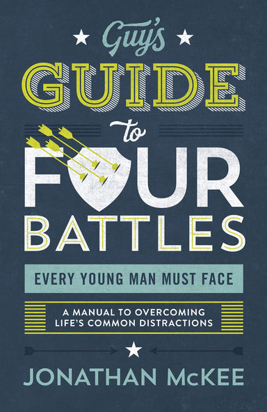 ROCKONLINE | New Creation Church | NCC | Joseph Prince | Guy's Guide to Four Battles Every Young Man Must Face | ROCK Bookshop | ROCK Bookstore | Star Vista | Self-Esteem | Vulnerability | Youth | Christian Living | Free delivery for Singapore Orders above $50.