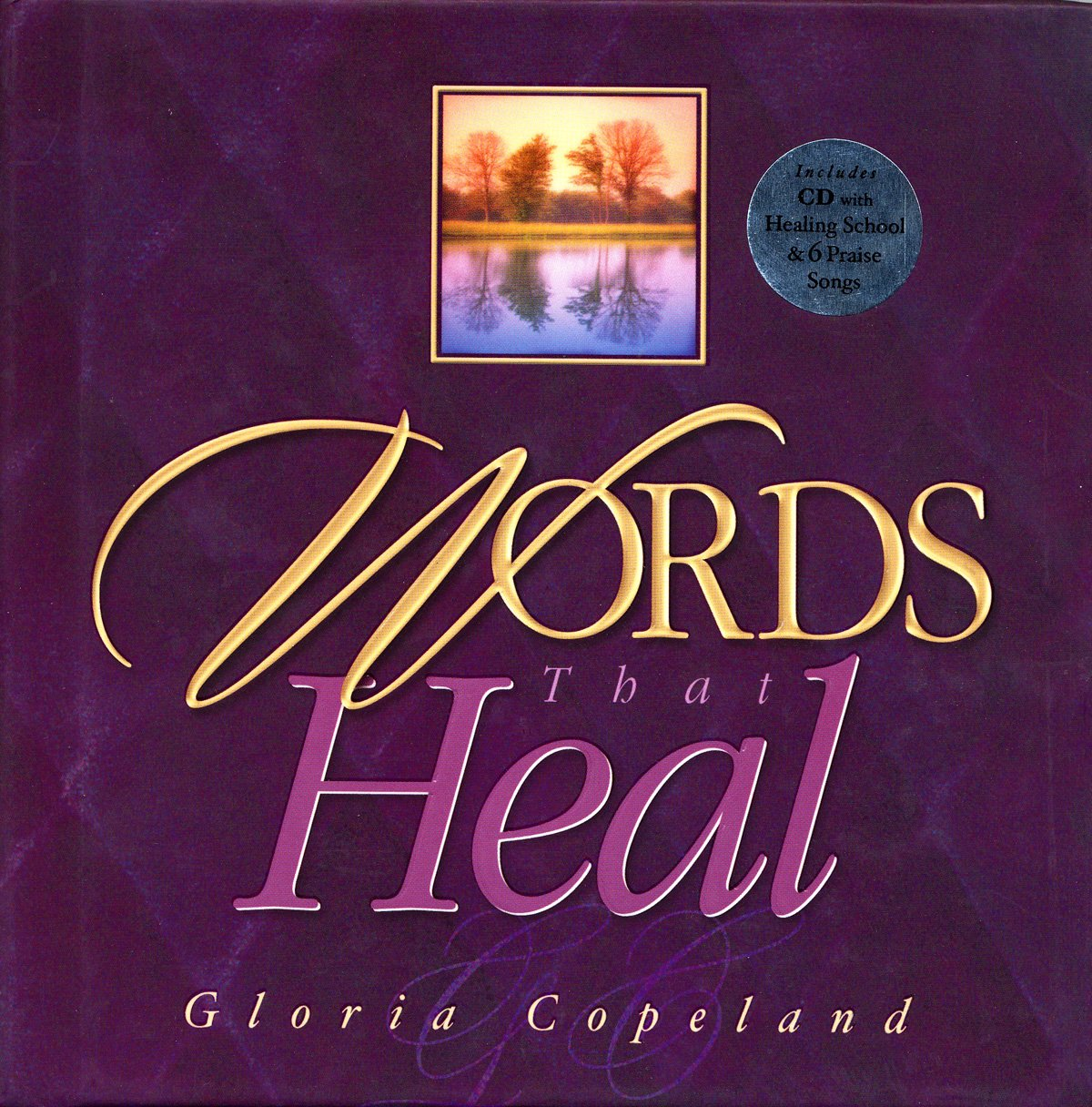 ROCKONLINE | New Creation Church | NCC | Joseph Prince | ROCK Bookshop | ROCK Bookstore | Star Vista | Words That Heal | Gloria Copeland | Healing | Scripture | Free delivery for Singapore Orders above $50.