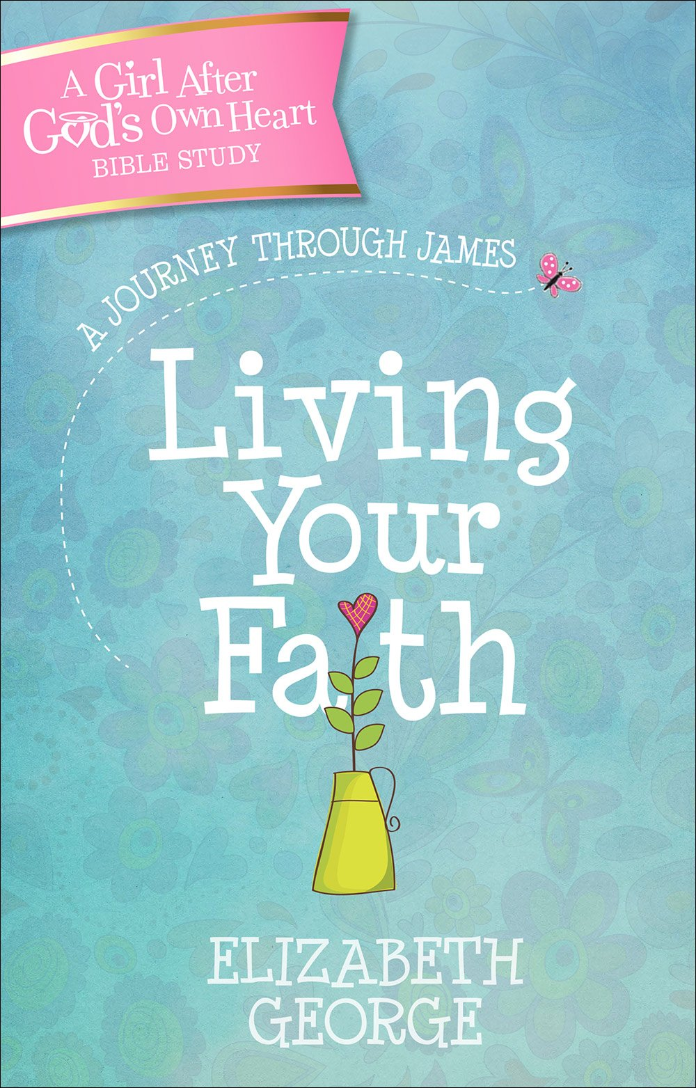 ROCKONLINE | New Creation Church | NCC | Joseph Prince | ROCK Bookshop | ROCK Bookstore | Star Vista | Living Your Faith: A Journey Through James | Devotional | Youth | Christian Living | Prayer | Promises | Bible Verse | Free delivery for Singapore Orders above $50.