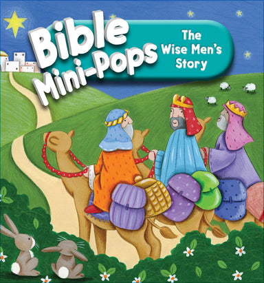 ROCKONLINE | New Creation Church | NCC | Joseph Prince | ROCK Bookshop | ROCK Bookstore | Star Vista | Children | Kids | Toddler | Preschooler | Bible Stories | Pop Up | Christian Living | Bible | The Wise Man's Story: Bible Mini-Pops | Free delivery for Singapore Orders above $50.