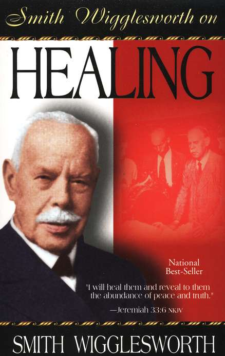 ROCKONLINE | New Creation Church | NCC | Joseph Prince | ROCK Bookshop | ROCK Bookstore | Star Vista | Smith Wigglesworth on Healing | Christian Classics |  Faith Giant | Free delivery for Singapore Orders above $50.