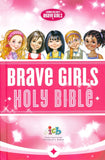 ROCKOnline | New Creation Church | Joseph Prince | The Living Word | Bible | Victorious Living | Devotionals | ICB Brave Girls Devotional Bible, hardcover | Free delivery for Singapore Orders above $50