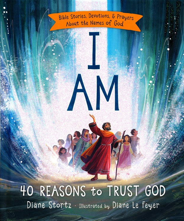 ROCKONLINE | New Creation Church | NCC | Joseph Prince | ROCK Bookshop | ROCK Bookstore | Star Vista | Children | Kids | Preschooler | Names Of Jesus | Christian Living | Bible Stories | Bible | I Am : The Names Of God For Little Ones | Free delivery for Singapore Orders above $50.