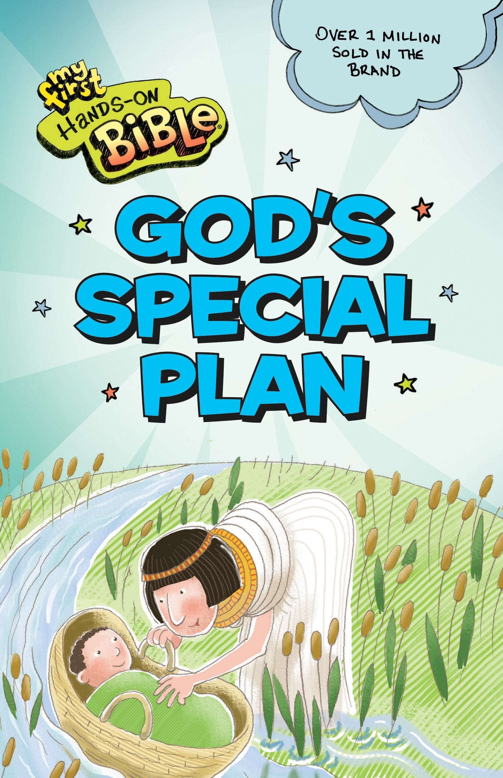 ROCKONLINE | New Creation Church | NCC | Joseph Prince | ROCK Bookshop | ROCK Bookstore | Star Vista | Children | God's Special Plan, My First Hands-On Bible | Christian Living | Free delivery for Singapore Orders above $50.