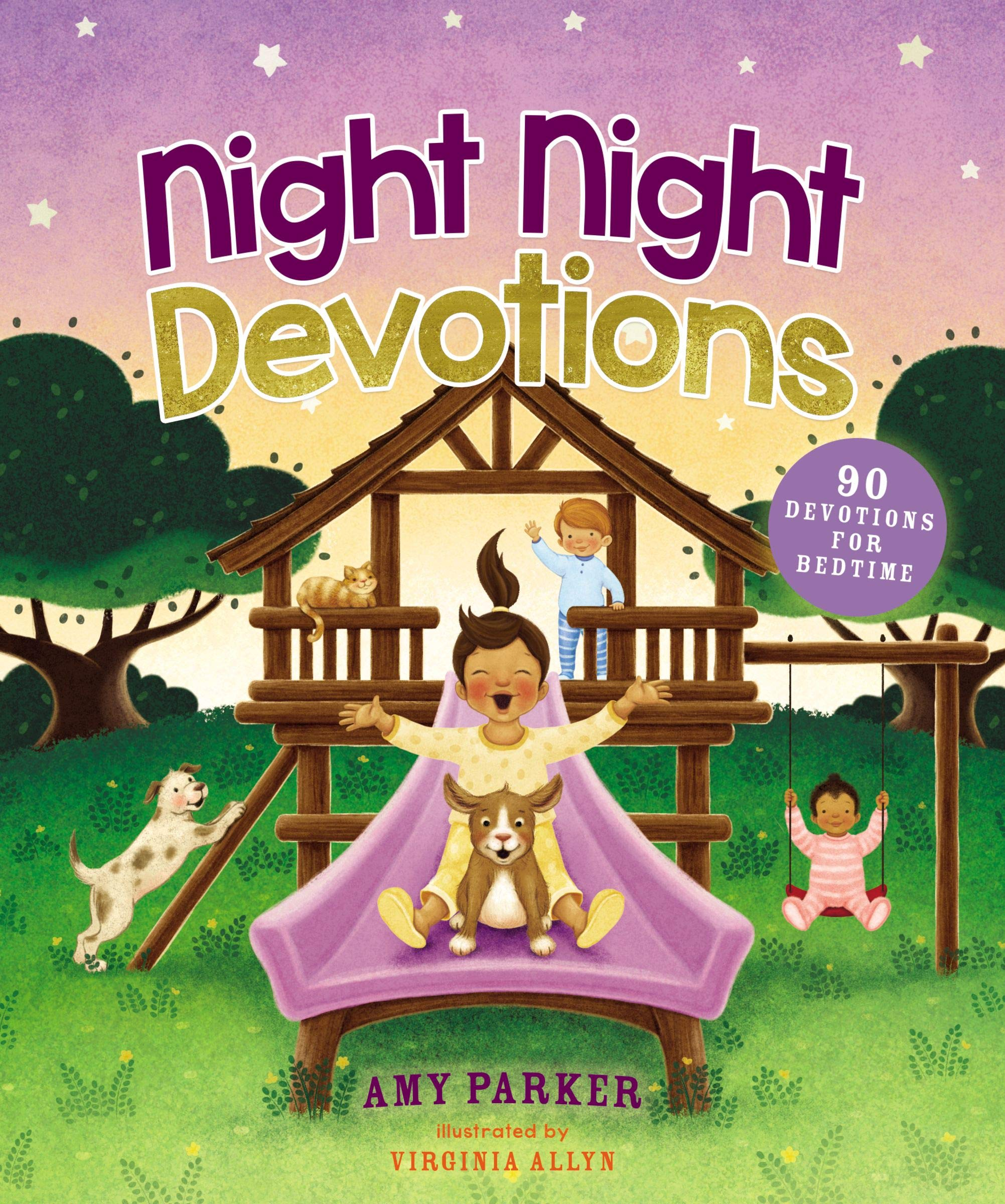 ROCKONLINE | New Creation Church | NCC | Joseph Prince | ROCK Bookshop | ROCK Bookstore | Star Vista | Children | Bedtime Story | Bible Stories | Christian Living  | Night Night Devotions: 90 Devotions for Bedtime | Free delivery for Singapore orders above $50.