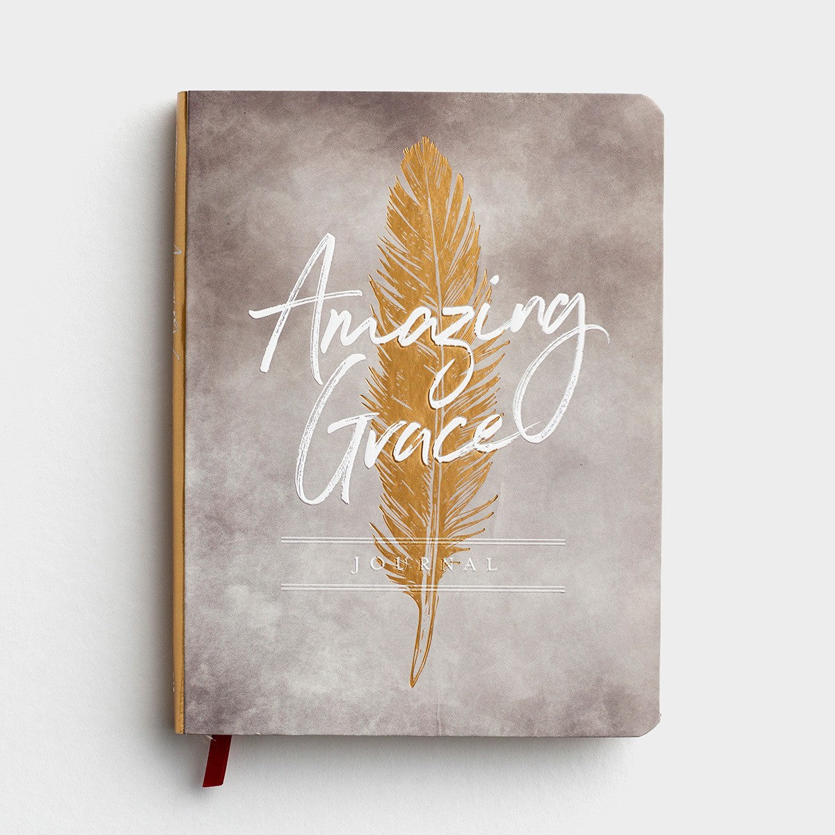 ROCKONLINE | New Creation Church | NCC | Joseph Prince | ROCK Bookshop | ROCK Bookstore | Star Vista | Flexcover Journal Amazing Grace | Journal | Illustration | Bible Verses |  Dayspring | Devotional | Free delivery for Singapore Orders above $50.
