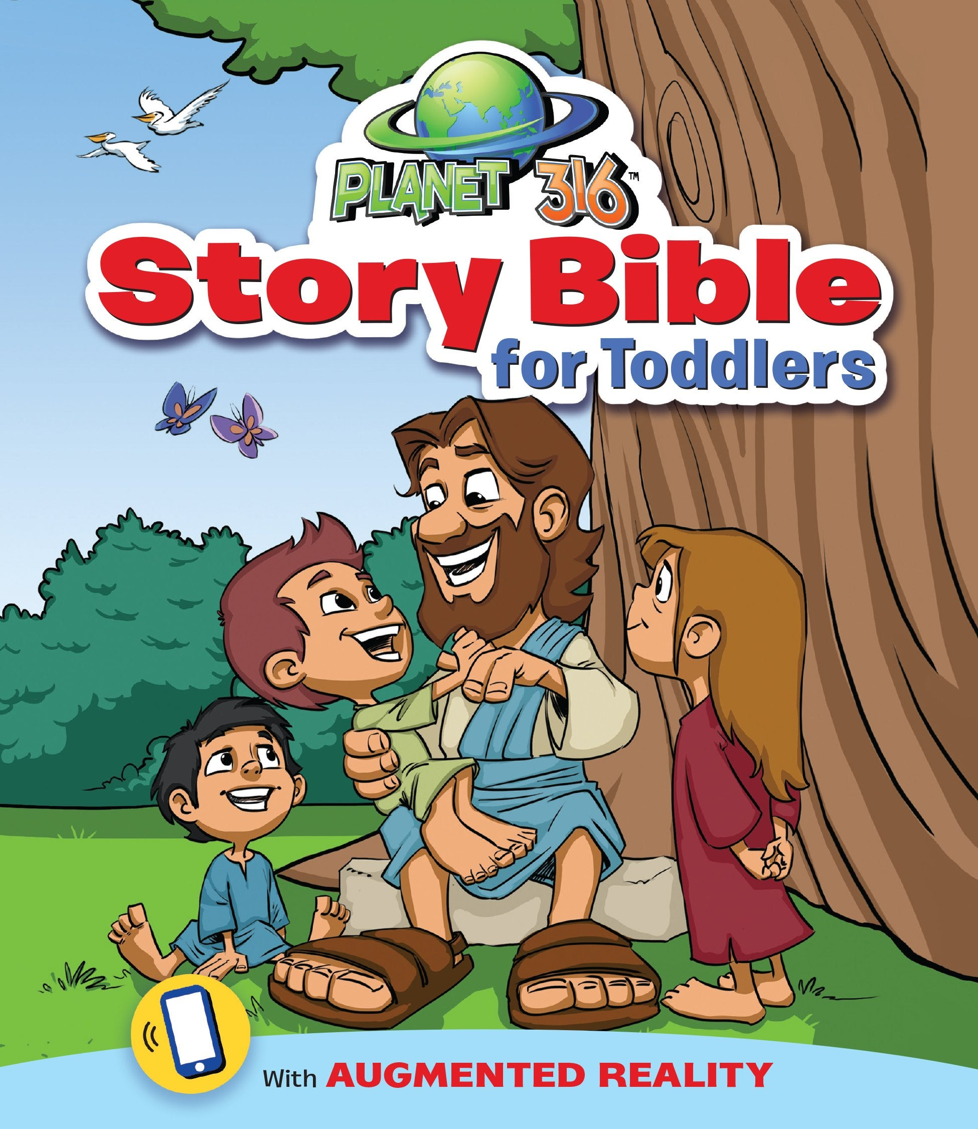 ROCKONLINE | New Creation Church | NCC | Joseph Prince | ROCK Bookshop | ROCK Bookstore | Star Vista | Children | Kids | Bible Story | Christian Living | Bible | Planet 316 Story Bible for Toddlers | Free delivery for SG orders above $50.