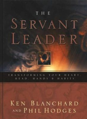 ROCKONLINE | New Creation Church | NCC | Joseph Prince | ROCK Bookshop | ROCK Bookstore | Star Vista | The Servant Leader | Ken Blanchard | Free delivery for Singapore Orders above $50.