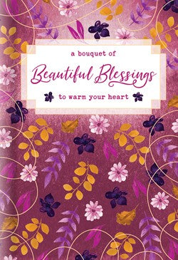 ROCKONLINE | New Creation Church | NCC | Joseph Prince | ROCK Bookshop | ROCK Bookstore | Star Vista | Bouquet of Beautiful Blessings to Warm Your Heart | Scripture | Devotional | Free delivery for Singapore Orders above $50.