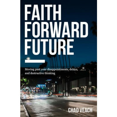 ROCKONLINE | New Creation Church | NCC | Joseph Prince | ROCK Bookshop | ROCK Bookstore | Star Vista | Faith Forward Future | Chad Veach | Free delivery for Singapore Orders above $50.