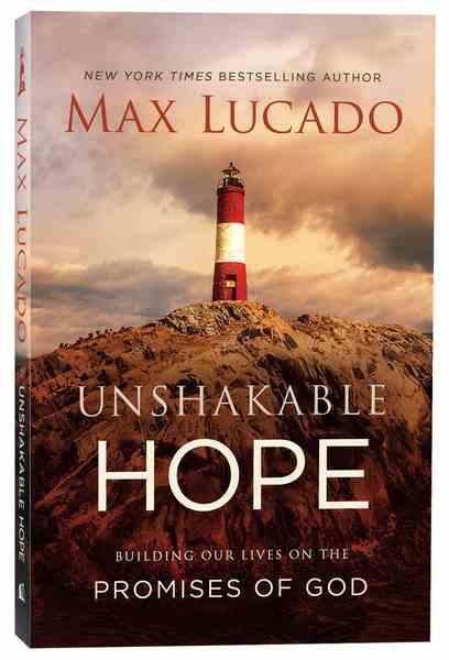 ROCKONLINE | New Creation Church | NCC | Joseph Prince | ROCK Bookshop | ROCK Bookstore | Star Vista | Unshakable Hope | Max Lucado | Free delivery for Singapore Orders above $50.