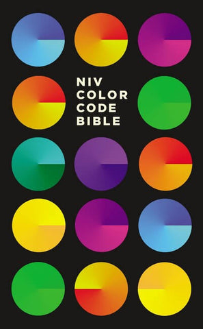 NIV Color Code Bible