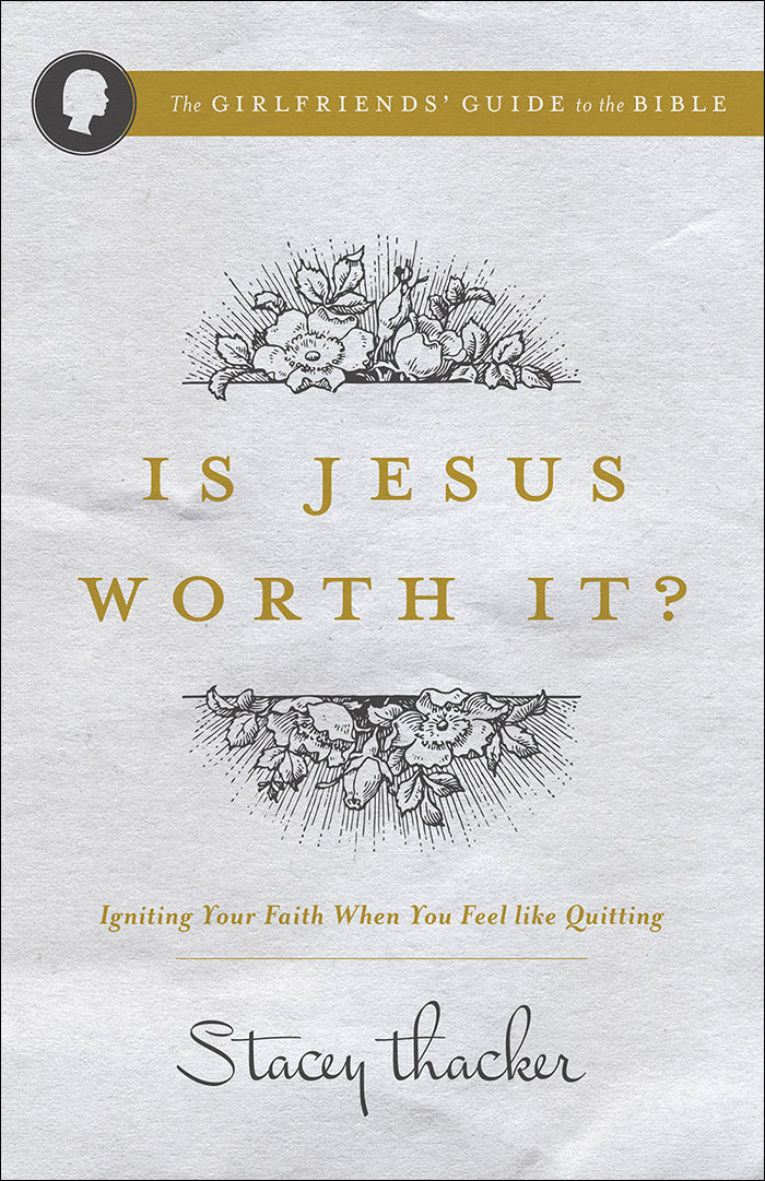 ROCKONLINE | New Creation Church | NCC | Joseph Prince | ROCK Bookshop | ROCK Bookstore | Star Vista | Is Jesus Worth It? | Stacey Thacker | Free delivery for Singapore Orders above $50.