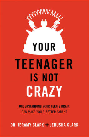 ROCKONLINE | New Creation Church | NCC | Joseph Prince | ROCK Bookshop | ROCK Bookstore | Star Vista | Your Teenager Is Not Crazy | Family | Parenting | Children | Free delivery for Singapore Orders above $50.
