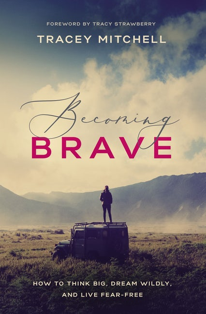 ROCKONLINE | New Creation Church | NCC | Joseph Prince | ROCK Bookshop | ROCK Bookstore | Star Vista | Becoming Brave | Tracey Mitchell | Free delivery for Singapore Orders above $50.