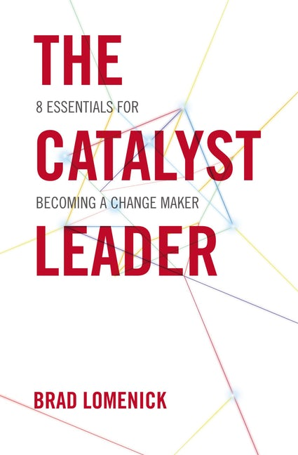 ROCKONLINE | New Creation Church | NCC | Joseph Prince | ROCK Bookshop | ROCK Bookstore | Star Vista | The Catalyst Leader | Leadership | Brad Lomenick | Free delivery for Singapore Orders above $50.