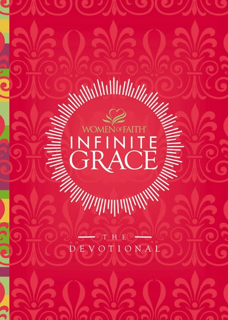 ROCKONLINE | New Creation Church | NCC | Joseph Prince | ROCK Bookshop | ROCK Bookstore | Star Vista | Infinite Grace | Women of Faith | Devotional | Women| Free delivery for Singapore Orders above $50.