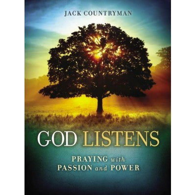 ROCKONLINE | New Creation Church | NCC | Joseph Prince | ROCK Bookshop | ROCK Bookstore | Star Vista | God Listens | Devotional | Free delivery for Singapore Orders above $50.
