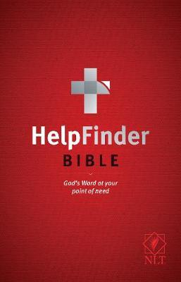 Helpfinder Bible NLT: God's Word at Your Point of Need (hardcover)